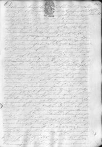 Carta Sesmaria José Francisco Pereira - pag 342
